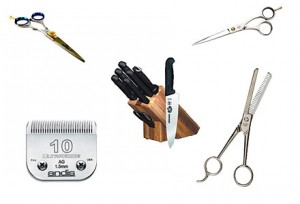 specializing in beauty, barber, grooming, veterinarian and industrial sharpening